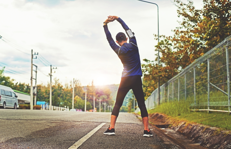 15 minutes in the morning can help you beat your step goals!