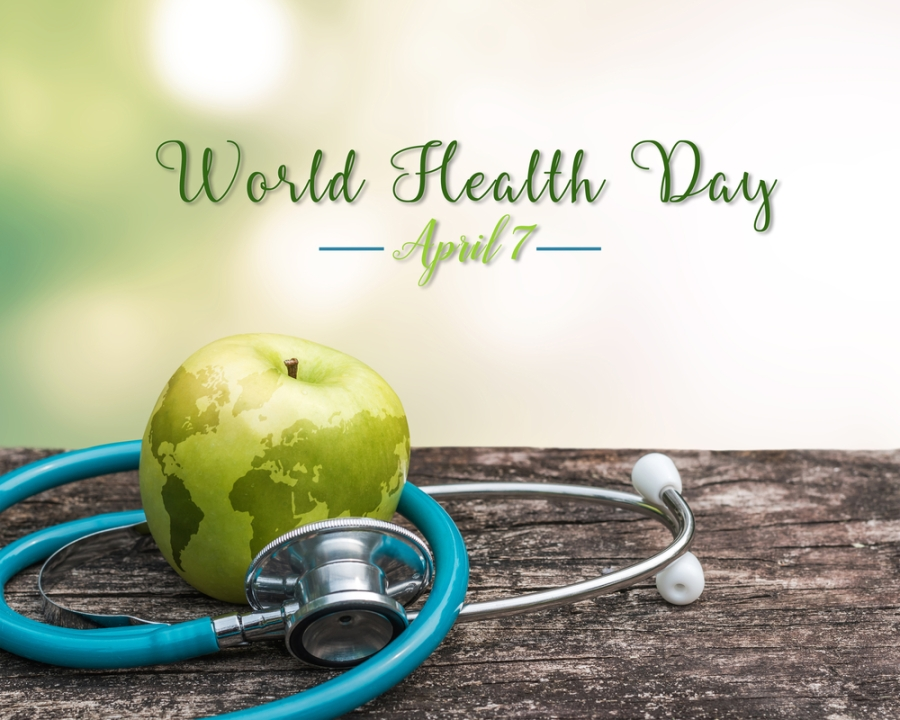 Keep Healthy for World Health Day