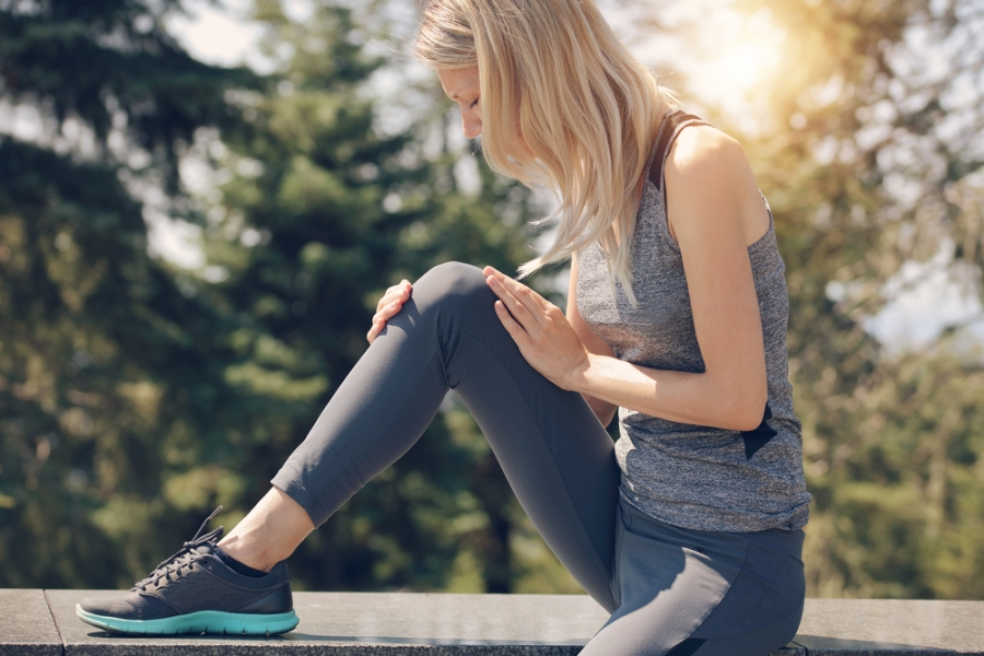 Keep Your Knees Healthy and PreventInjury