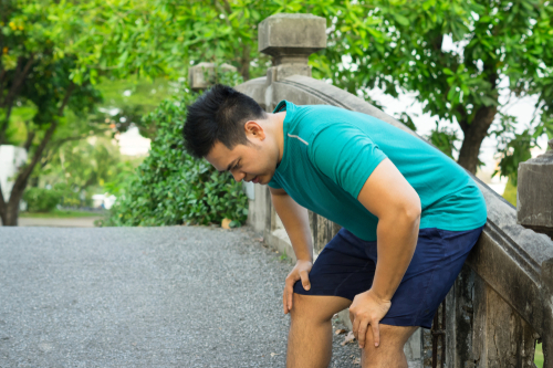 Heat related injury