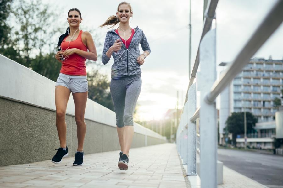 14 Ways to Add Jogging to Your WalkingRoutine