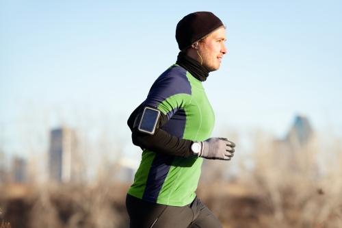 0.1 jogger morning