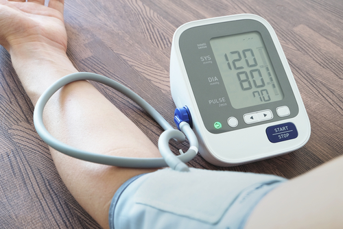 120/80 blood pressure reading