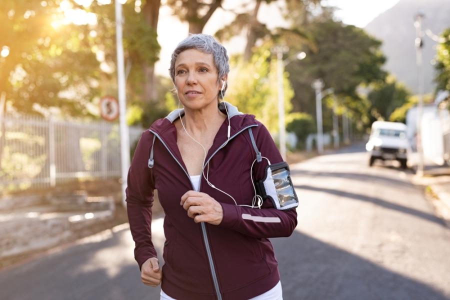 A 30-minute walking workout for a fun, intense, efficientwalk!