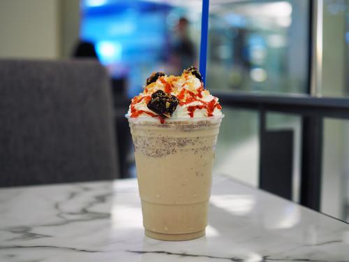 blended coffee beverage