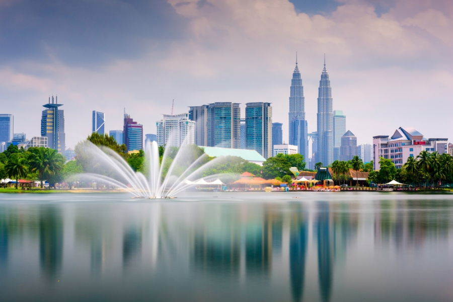 The 9 Best Park Walks (with incredible views) near Kuala Lumpur, Malaysia: Introducing Pacer Routes!