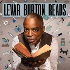 Levar Burton Reads logo