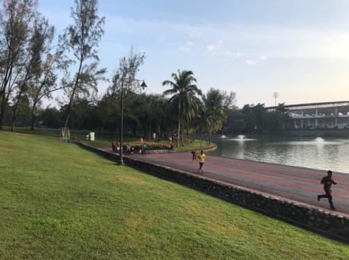 Lake Gardens of the Princess Kuala Lumpur