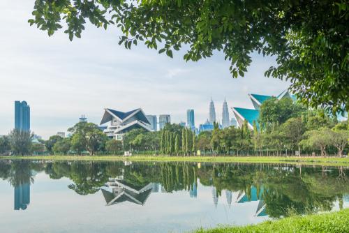 Titiwangsa Lake Gardens Park Kuala Lumpur