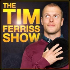 Tim Ferriss show logo