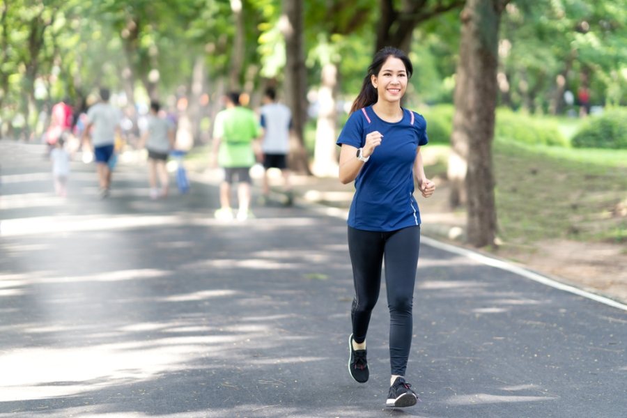 Interval training for the best quick, effective walking workouts