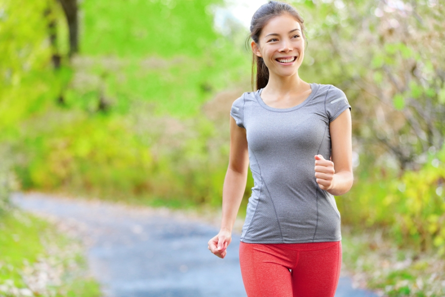 Power walking: A powerful full-body walking workout anyone can do