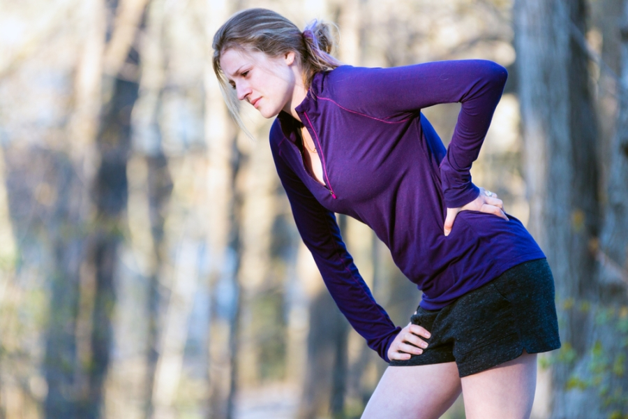Lower back pain while walking: stretches, exercises + how to treat and prevent